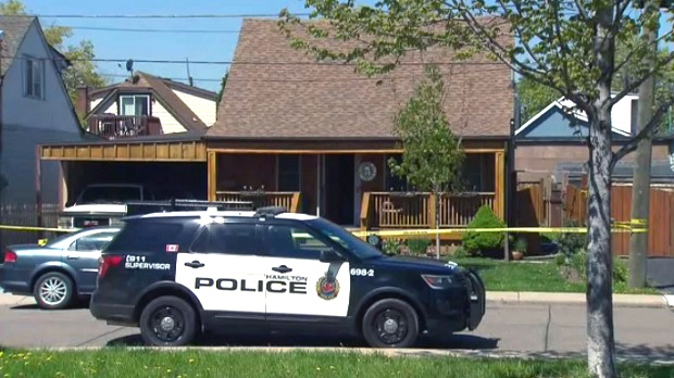 One shot, several wounded in Hamilton home invasion