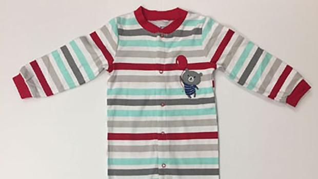 d8fe755ced39 Costco recalls Pekkle baby PJs after several complaints