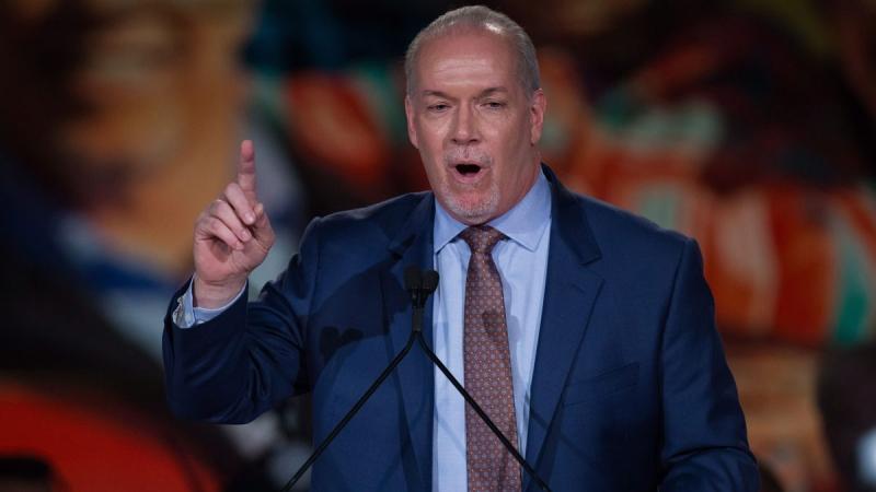 B.C. NDP Leader John Horgan
