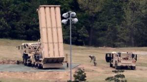U.S. missile defence system