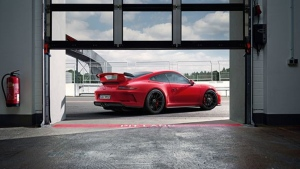 The Porsche 911 GT3. (Courtesy of Porsche)
