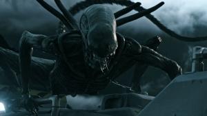 "This image released by Twentieth Century Fox shows a scene from ""Alien: Covenant."" (Twentieth Century Fox via AP)"