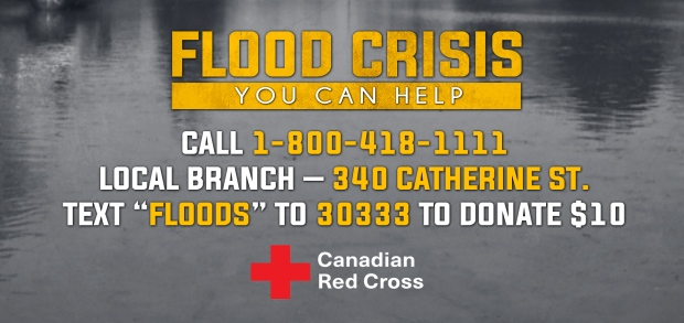 Flood Crisis: You can help