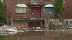 Flooding, Ste. Anne de Bellevue