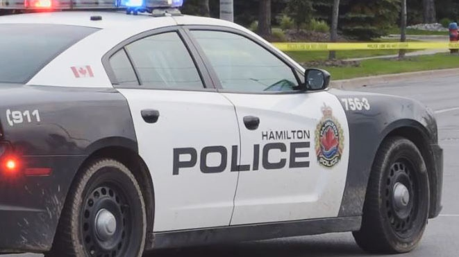 A Hamilton police cruiser is featured in this file photo. (Andrew Collins)