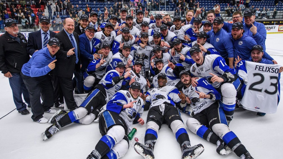 Saint John Sea Dogs win President Cup, advance to Memorial ...