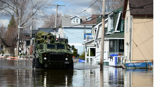 Montreal's state of emergency won't be renewed as flooding situation improves