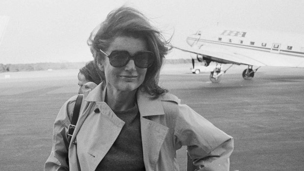 Jackie Kennedy watch, painting could fetch $120000 at NY auction