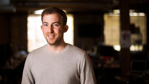 Michael Kitchen, CEO of Wealthsimple