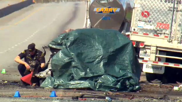 4 dead in crash near Kingston | CTV News