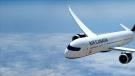airplane, air canada, flight