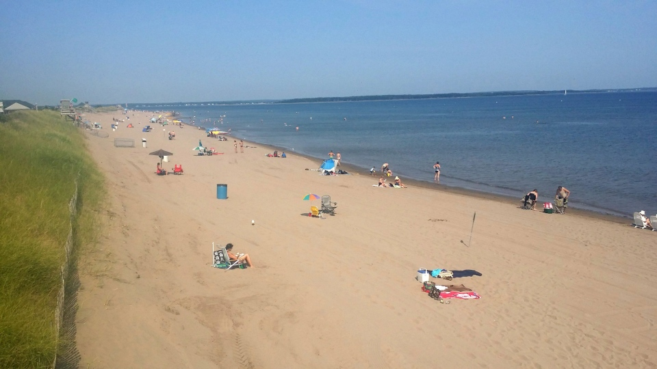 Parlee Beach No Swim Advisory Lifted After Fifth