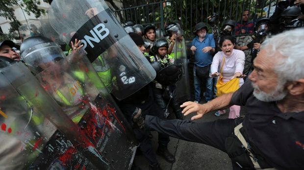 Anti-government protests claim another life in Venezuela
