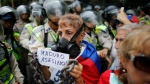 Violent protests breakout in Venezuela