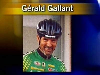 Gerald Gallant, a former hitman extradited from Switzerland in 2006, is shown in this undated photo. (Photo courtesy of Ruefrontenac.com)
