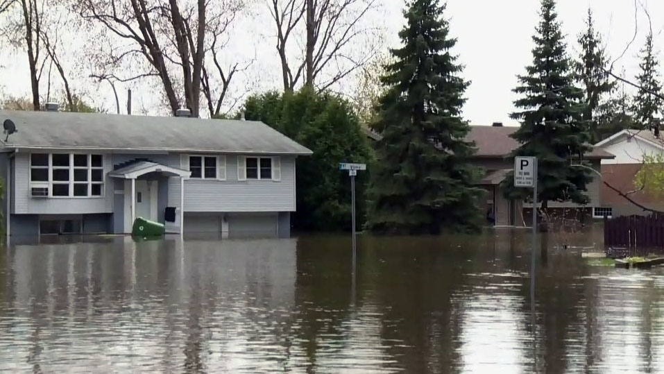 Flooding is a good sign that climate change is real