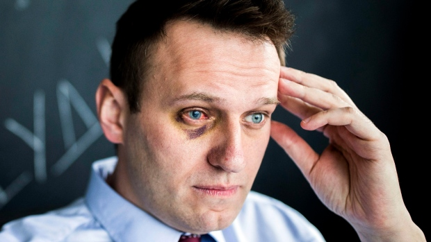 Russian court jails opposition leader Navalny for 20 days ...