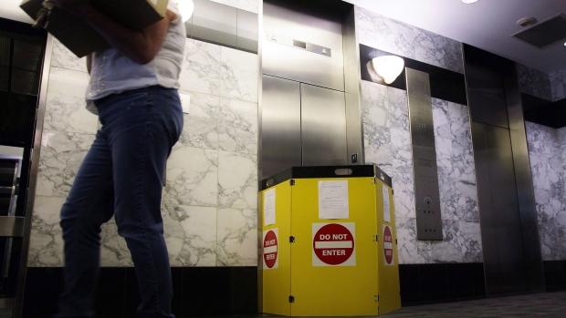 Ontario elevators