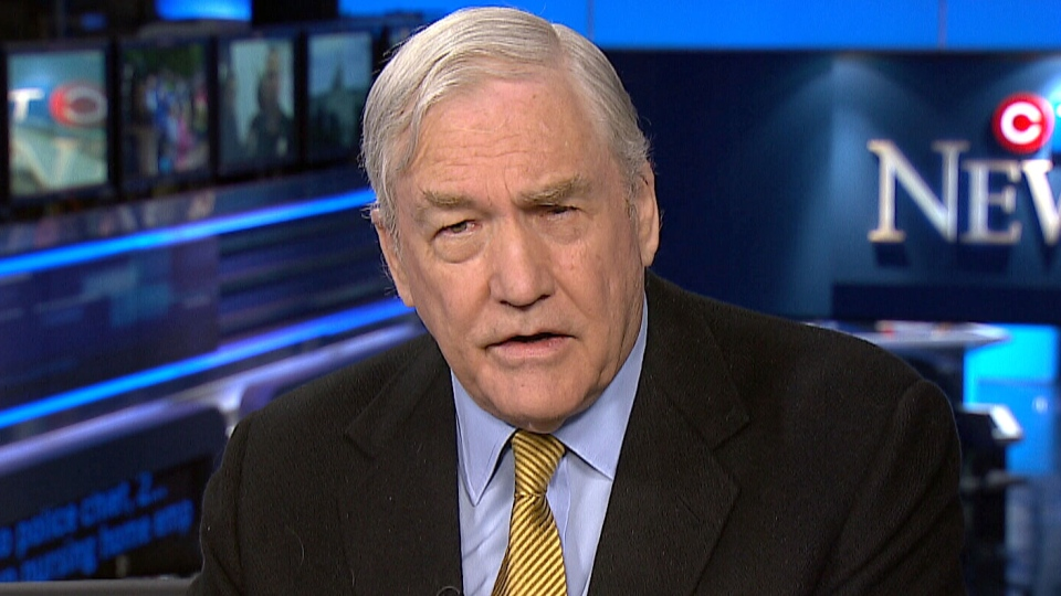 Conrad Black speaks with CTV's Question Period in this interview airing Sunday, May 14, 2017.