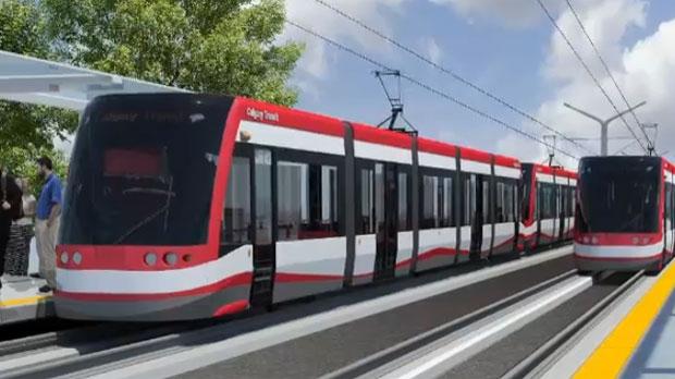 Green Line LRT (Calgary Transit)
