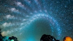 Christian Sasse's composite of Milky Way photos got a Twitter shout-out from scientist Brian Cox. (Photo: Christian Sasse)