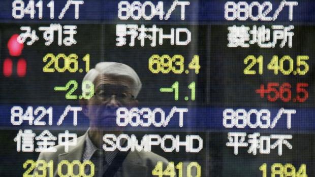 Markets rise despite cyberattack