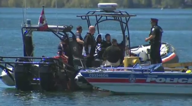 Man dies after being pulled from Lake Ontario
