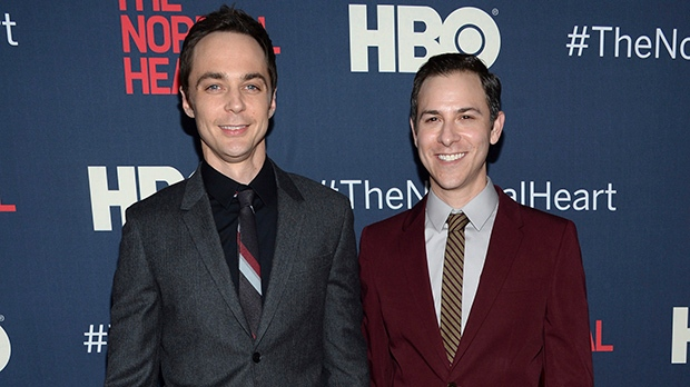 Big Bang Theory Star Jim Parsons Marries Longtime Partner