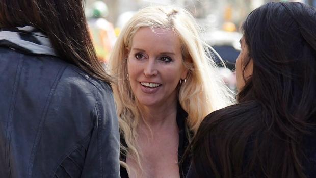 Linda Redgrave in Toronto in 2016