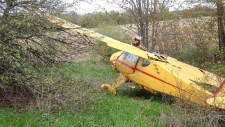 Plattsville plane crash