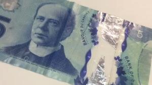 Fake $5