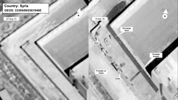 US Claims Assad Regime Operating Crematorium at Saydnaya Prison