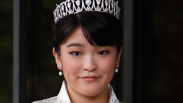 Japan princess to Wednesday, sparking debate on shrinking royal family