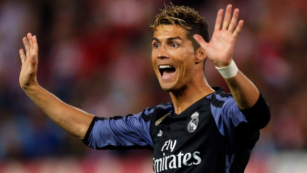 Cristiano Ronaldo's shocking miss in Real Madrid's victory at Celta Vigo