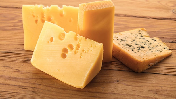 Cheese is seen in this undated file photo. (allFOOD / Istock.com)