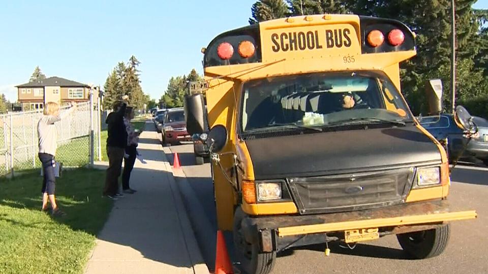 CTV Calgary: CBE doing away with bus fees