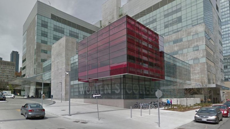The first of five walk-in addiction centres opened at the Women's College Hospital in Toronto. (Google)