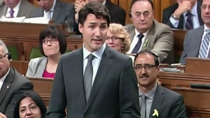 PM Justin Trudeau pays tribute to Rona Ambrose