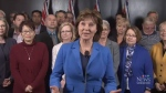 Christy Clark confident she can run minority gov't