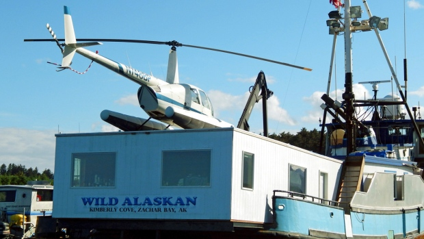 The Wild Alaskan in 2014