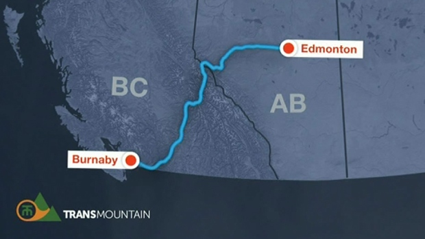 Notley 'pleased' following B.C. Supreme Court decision on pipeline
