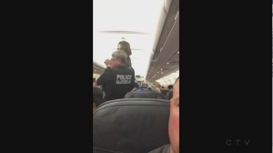 Brandon Michael Courneyea has been charged with interfering with flight crew members and attendants after his May 15 flight from Jamaica to Canada was diverted to Orlando.