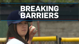 B.C. pitcher first woman to plan West Coast League