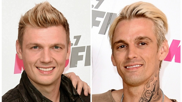 Nick and Aaron Carter's father dead