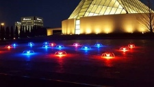 Light drones