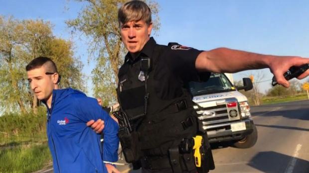 Hamilton Police Jeremy Cohn