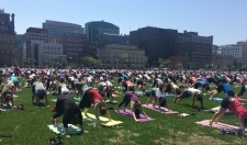 Parliament Hill Yoga