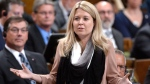 Conservative MP Michelle Rempel asks a question during question period in the House of Commons on Parliament Hill in Ottawa on Tuesday, Sept 27, 2016. THE CANADIAN PRESS/Sean Kilpatrick