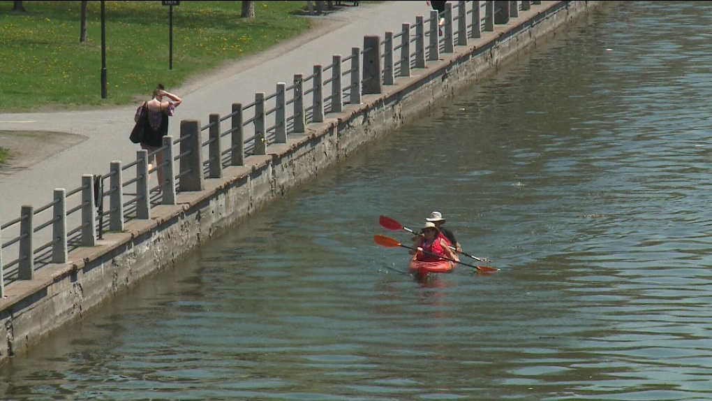 CTV Ottawa: Hot, hot, hot in the capital