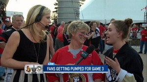 CTV Ottawa: Fans pumped in the red zone